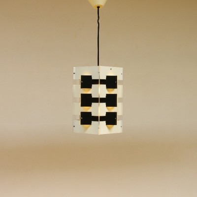 Hanging Lamp by J. Hoogervorst for Anvia Almelo