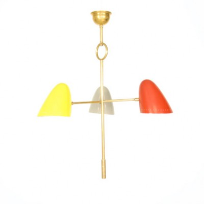 Ceiling Lamp by Unknown Designer for Stilnovo