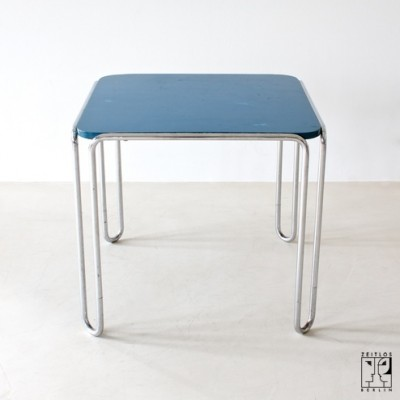 B10 Dining Table by Marcel Breuer for Thonet Mundus