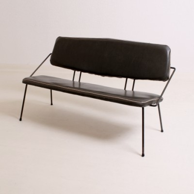 Sofa Children Furniture by Rudolf Wolf for Elsrijk