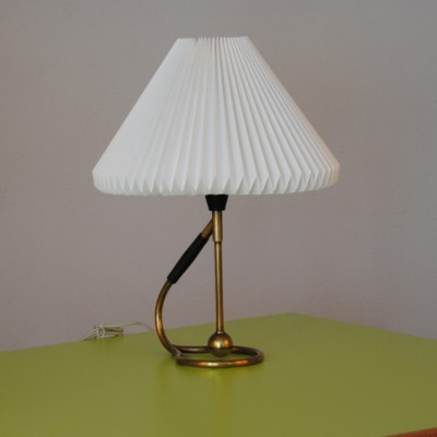 Le Klint 306 desk lamp by Kaare Klint for Le Klint, 1950s