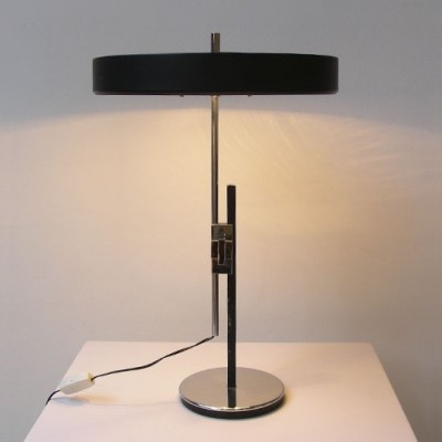 2 desk lamps from the fifties by unknown designer for unknown producer