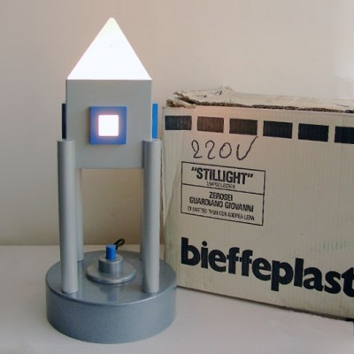 Stillight desk lamp from the eighties by Matteo Thun & Andrea Lera for Bieffeplast