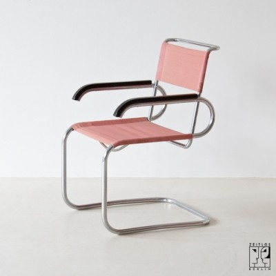 B 55 Office Chair by Marcel Breuer for Thonet Mundus