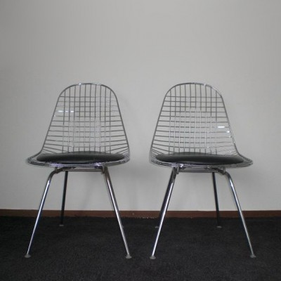 DKX Dinner Chair by Charles and Ray Eames for Herman Miller