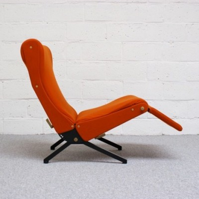 P40 Lounge Chair by Osvaldo Borsani for Tecno