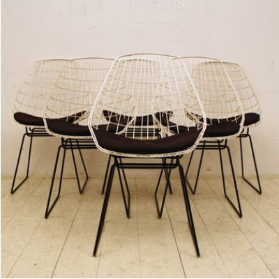 SM05 Dinner Chair by Cees Braakman for Pastoe