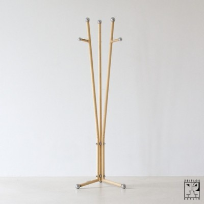 B 132 Coat Rack by Emil Guyot for Thonet