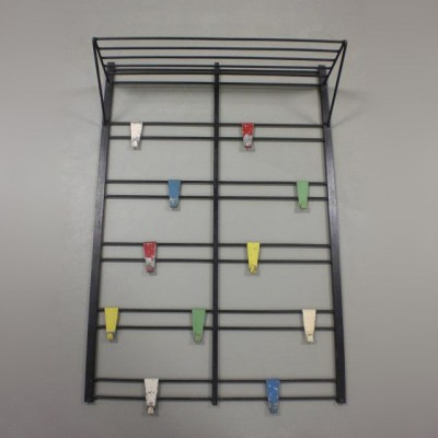 Toonladder Coat Rack by Coen de Vries for Pilastro