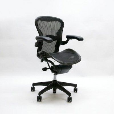 Aeron Office Chair by Don Chadwick for Herman Miller