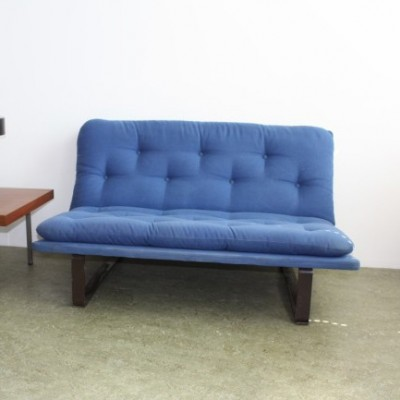 Model 663 sofa from the sixties by Kho Liang Ie for Artifort