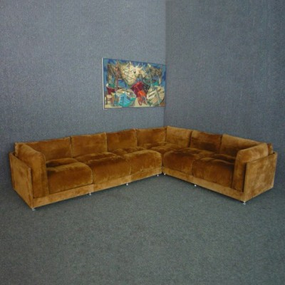 Sofa by Unknown Designer for COR Sitzcomfort
