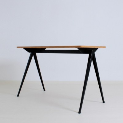 Compas Dining Table by Unknown Designer for Galvanitas