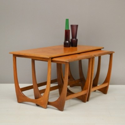 Nesting Table by Unknown Designer for G plan