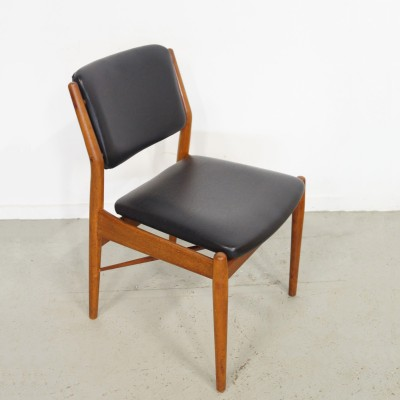 Dinner chair by Arne Vodder for Sibast, 1950s