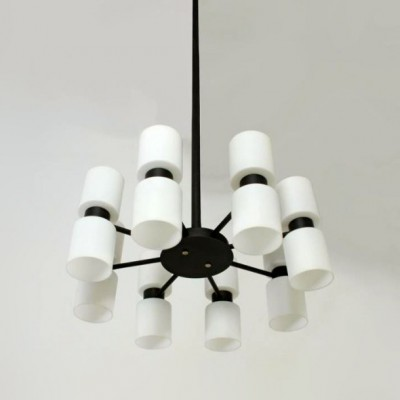 Chandelier Ceiling Lamp by J W Bosman for Raak Amsterdam