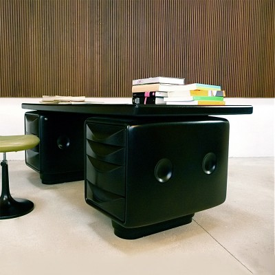 Jet Writing Desk by Ernest Igl for Bayer