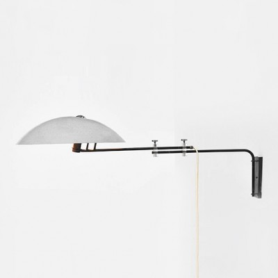 NX 23 Wall Lamp by Louis Kalff for Philips