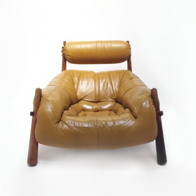 Lounge Chair by Percival Lafer for Lafer