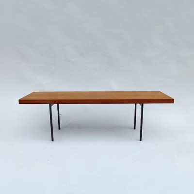 Bench by Dieter Waeckerlin for Idealheim