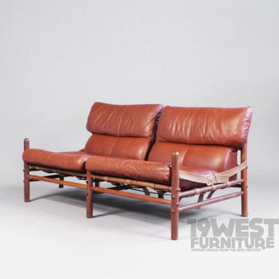 Safari Sofa by Arne Norell for Scanform