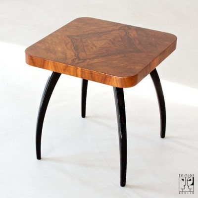 H 259 Side Table by Jindrich Halabala for UP Závody