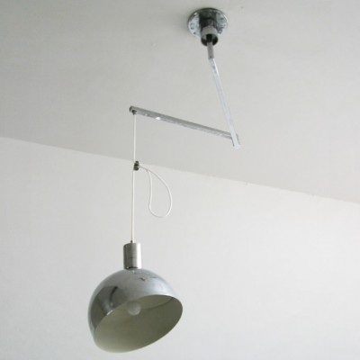 AM-AS Ceiling Lamp by Franco Albini for Sirrah