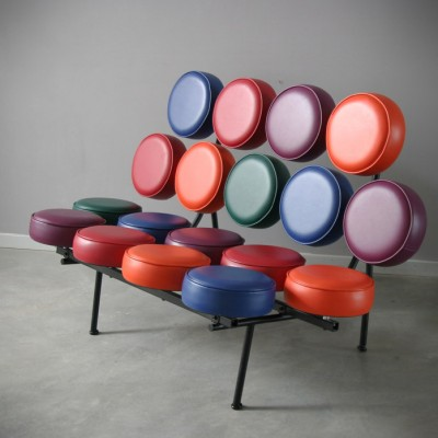 Marshmallow Sofa by George Nelson for Vitra