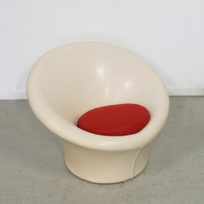 Model 560 Mushroom Lounge Chair by Pierre Paulin for Artifort