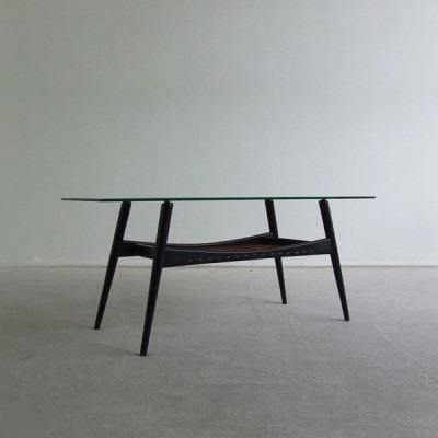 Coffee table by Jos de Mey for Van Den Berghe Pauvers, 1950s