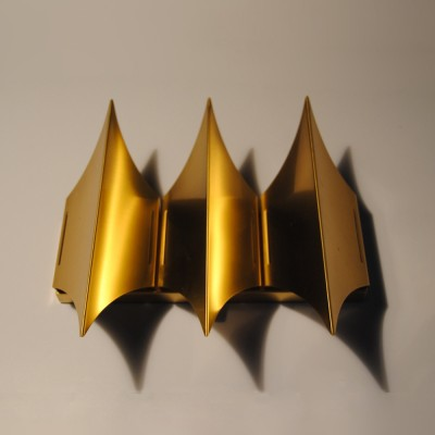 Gothic 3 wall lamp by Lyfa, 1960s