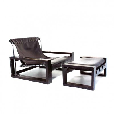 Lounge Chair by Sonja Wasseur for Sonja Wasseur