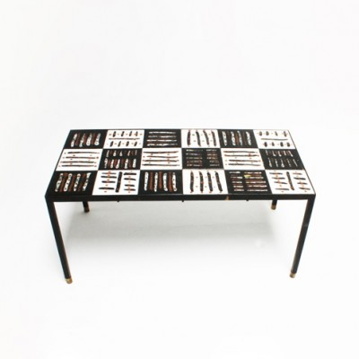 Coffee Table by Bruno Capacci for Unknown Manufacturer