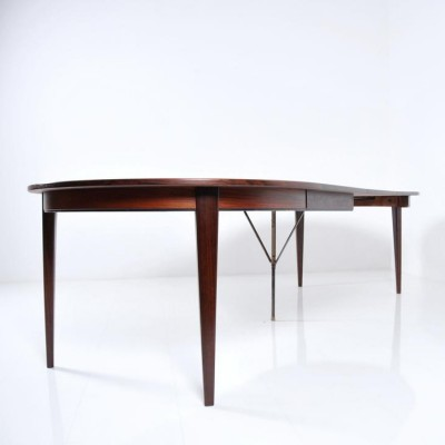 No. 55 Dining Table by Gunni Omann for Omann Jun
