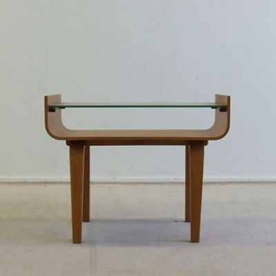 Side Table by Cor Alons and Jan Jansen for C. den Boer