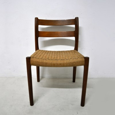 A24 Dinner Chair by Niels Otto Møller for J L Møller