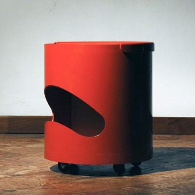Robo Side Table by Joe Colombo for Elco