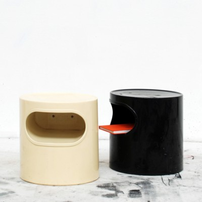 Giano Side Table by Emma Gismondi Schweinberger for Artemide