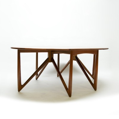 Dining table by Kurt Ostervig for Arenkjold