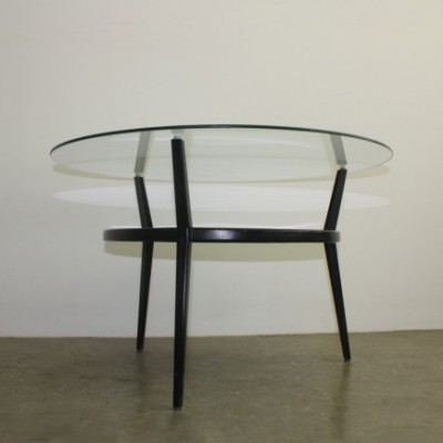 Rotonde coffee table from the sixties by Friso Kramer for Ahrend de Cirkel
