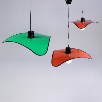 Hanging Lamp by Unknown Designer for Ibis