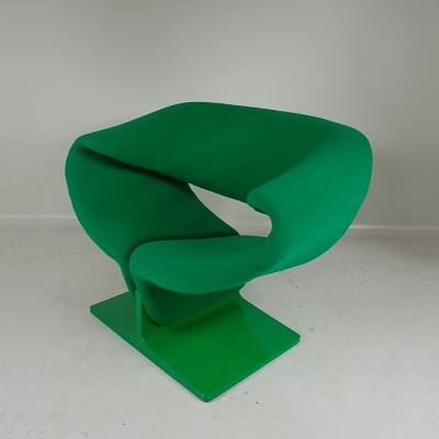 Lounge Chair by Pierre Paulin for Artifort
