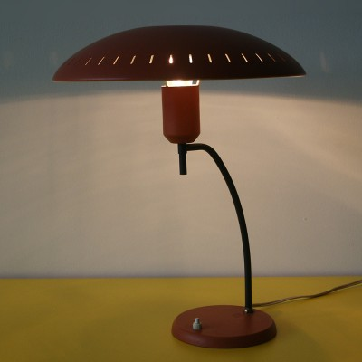 Desk lamp from the sixties by Louis Kalff for Philips