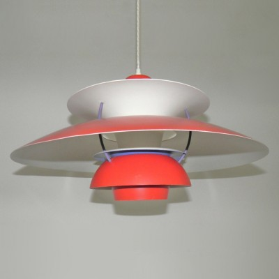 PH5 Hanging Lamp by Poul Henningsen for Louis Poulsen