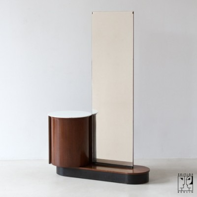 Mirror by Jindrich Halabala for UP Závody