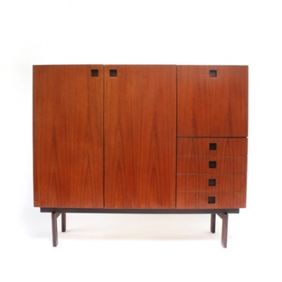 Japanese series Cabinet by Cees Braakman for Pastoe