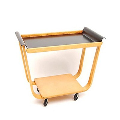 PB01 Serving Trolley by Cees Braakman for Pastoe