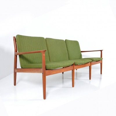 Sofa by Grete Jalk for Glostrup Møbelfabrik, 1960s