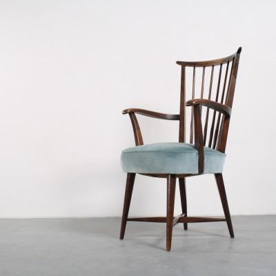 Het Woonhuys dining chair, 1950s