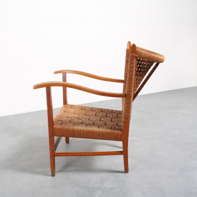 Bas van Pelt lounge chair, 1950s